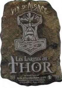 Etiquette Thor